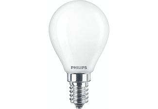 PHILIPS LED Classic Lampe 60W Weiß