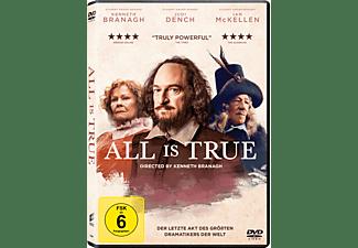 All is true DVD