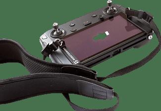 ROBOTERWERK Schultergurt Waagrechte Aufhängung für DJI Smart Controller, Lanyard Zubehör für DJI Mavic 2 Fernsteuerung Schultergurt Schwarz