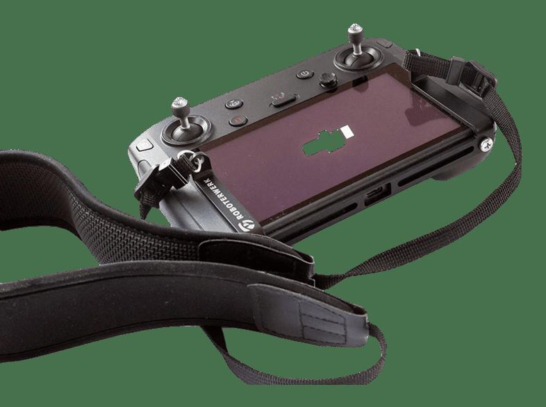 Roboterwerk Schultergurt Waagrechte Aufh/ängung f/ür DJI Smart Controller Zubeh/ör f/ür DJI Mavic 2 Fernsteuerung