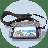 ROBOTERWERK Schultergurt Waagrechte Aufhängung für DJI Smart Controller, Lanyard Zubehör für DJI Mavic 2 Fernsteuerung Schultergurt