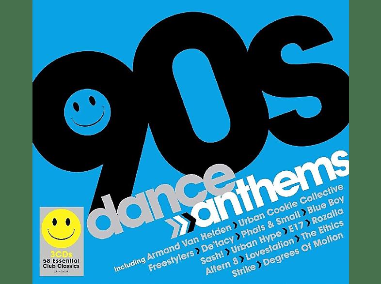 VARIOUS - 90' Dance Anthems [CD]