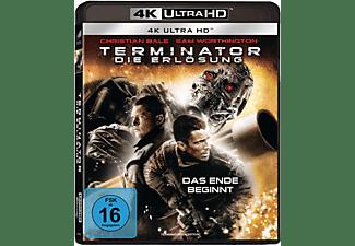 Terminator 4: Die Erlösung 4K Ultra HD Blu-ray