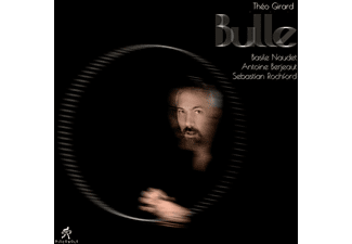 Théo Girard Quartet - Bulle  - (CD)