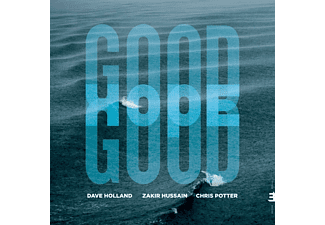 David Holland, Zakir Hussain, Potter Chris - Good Hope  - (CD)