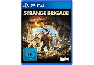 Preis-Hit: Strange Brigade - [PlayStation 4]
