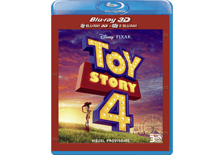 Toy Story 4 - 3D Blu-ray