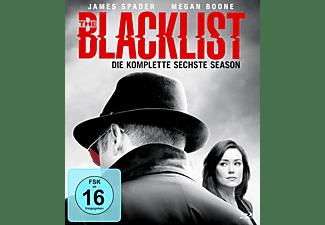 The Blacklist - Die komplette sechste Season Blu-ray