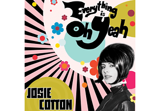 Josie Cotton - Everything..-Bonus TR-  - (CD)