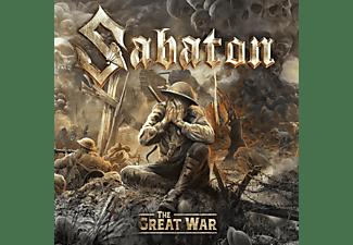 Sabaton - The Great War (Standard Edition)  - (CD)