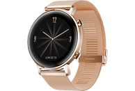 HUAWEI Watch GT 2 42mm Elegant Smartwatch Metall, 130-200 mm, Roségold