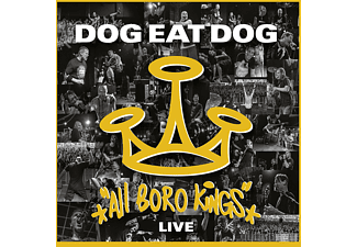Dog Eat Dog - All Boro Kings - Live (Digipak) (CD + DVD)