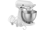 KITCHENAID 5K45SSEWH Küchenmaschine Weiß 250 Watt