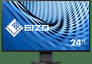 EIZO EV 2451-BK 23,8 Zoll Full-HD Monitor (5 ms Reaktionszeit, 60 Hz)