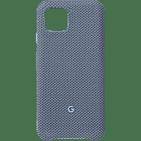 GOOGLE GA01283 Backcover Google Pixel 4 Nylonstoff, Polycarbonat sowie Innenfutter aus Mikrofaser Blue-ish