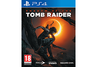 PS4 - Shadow of the Tomb Raider /D