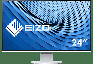 EIZO EV 2451-WT 23,8 Zoll Full-HD Monitor (5 ms Reaktionszeit, 60 Hz)