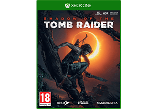 Xbox One - Shadow of the Tomb Raider /D