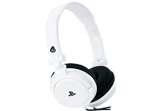 4GAMERS Casque gamer PRO4-10 Blanc (2013649-4G-4887WHT)