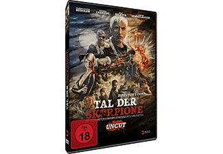 Tal der Skorpione (uncut) DVD