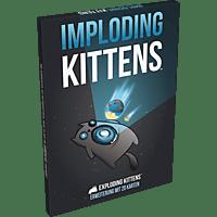 ASMODEE Exploding Kittens - Imploding Kittens Spiel, Mehrfarbig