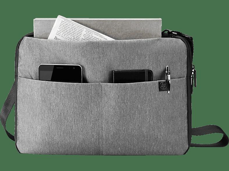 HP Slime 17.3 Zoll Notebooktasche, Aktentasche, 43,9 cm, Grau