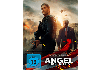 Angel Has Fallen BD Steelbook - (Blu-ray)