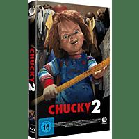 Chucky 2 – exklusive Hartbox, streng limitiert *alternative Synchro [Blu-ray + CD]