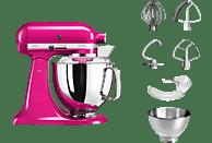 KITCHENAID 5KSM175PSERI Artisan Küchenmaschine Himbeereis 300 Watt