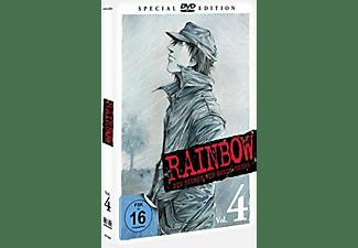 Rainbow: Die Sieben von Zelle sechs Vol.4+Samme DVD