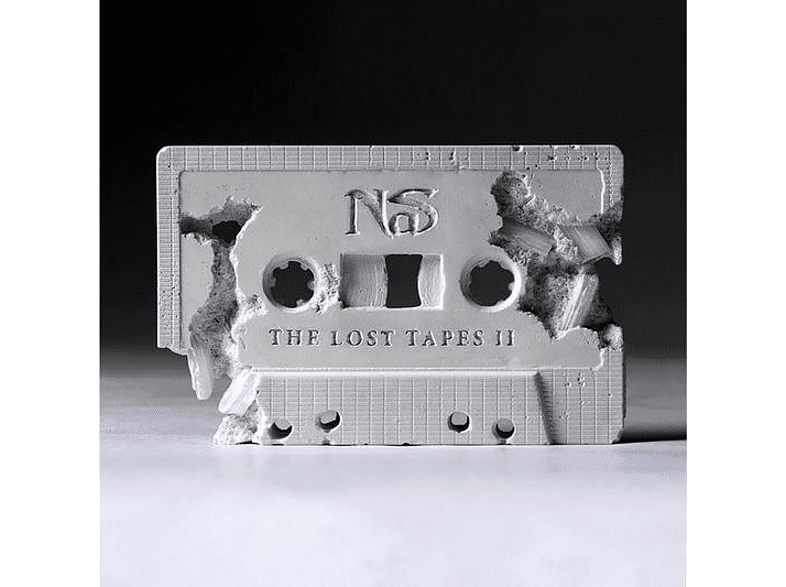 Nas - The Lost Tapes 2 CD