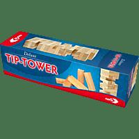 NORIS Deluxe Tip - Tower Gesellschaftsspiel, Mehrfarbig