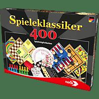 NORIS Spieleklassiker - 400 Spielmöglichkeiten Gesellschaftsspiel, Mehrfarbig