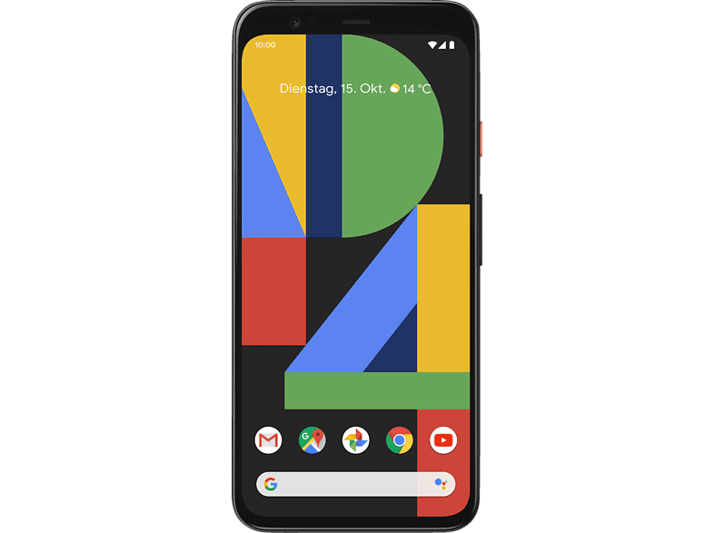 GOOGLE Pixel 4 64 GB Clearly White Dual SIM