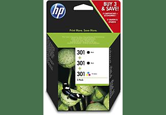HP 301 Ink Cartridge Patronen Multipack