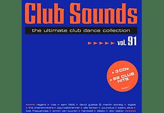 VARIOUS - Club Sounds,Vol.91  - (CD)