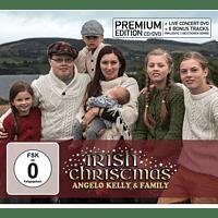 Angelo & Family Kelly - Irish Christmas (Premium Edition) [CD + DVD Video]