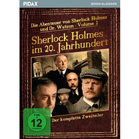 Sherlock Holmes im 20.Jahrhundert DVD