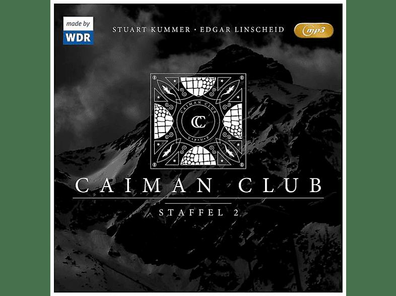 Caiman Club - Caiman Club-Staffel 2 (Folgen 06-09) - (MP3-CD)