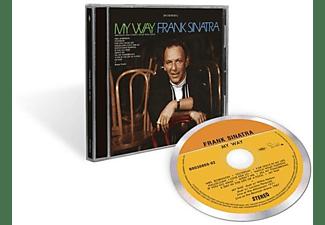 Frank Sinatra - MY WAY (50TH ANN.ED.)  - (CD)