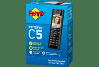 AVM FRITZ!Fon C5 Schnurloses Telefon (DECT), Schwarz