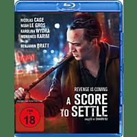 A Score To Settle [Blu-ray]