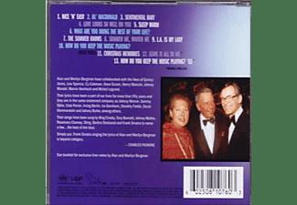 Frank Sinatra - SINATRA SINGS ALAN & MARILYN BERGMA  - (CD)