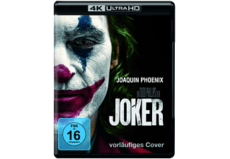 Joker [4K Ultra HD Blu-ray]