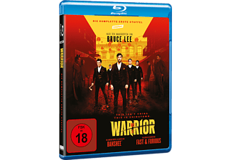 WARRIOR - 1. STAFFEL Blu-ray