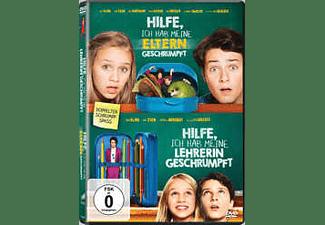 Hilfe, ich hab meine Eltern/Lehrerin geschrumpft DVD