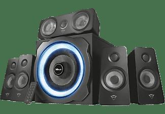 TRUST GXT 658 Tytan Surround-Lautsprechersetsystem