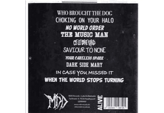 Who Brought The Dog - Who Brought The Dog  - (CD)