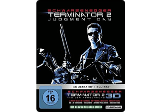 Terminator 2 - Judgment Day (SteelBook®) 4K Ultra HD Blu-ray