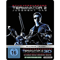 Terminator 2 - Judgment Day (SteelBook®) [4K Ultra HD Blu-ray]